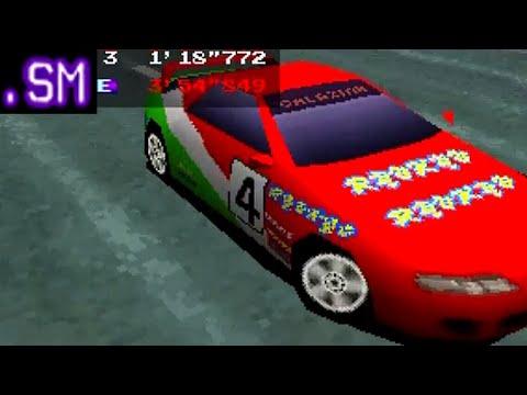 PSX Ridge Racer Turbo - смотреть онлайн на Hah Life