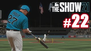 TROUT MAKES EVERYONE RAGE QUIT! | MLB The Show 21 | Diamond Dynasty #22
