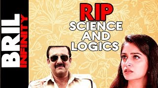 RIP SCIENCE AND LOGIC | BRIL INFINITY