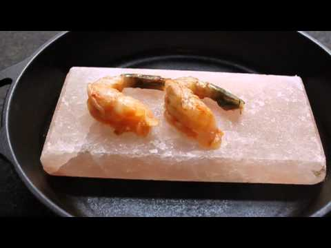 Coming Soon: Shrimp Cooked on Pink Salt
