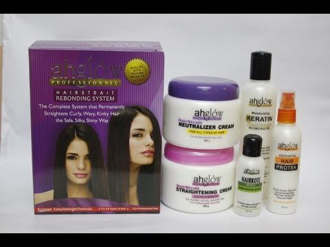 Placenta hair mask