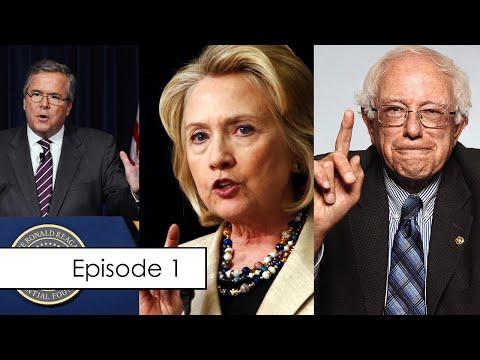 Bush, Clinton, Sanders & More | Episode 1