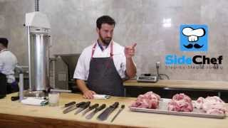 Butcher's Introduction to Knives with Aaron Oster of Echo & Rig