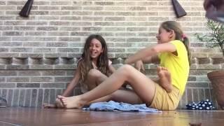 Yoga challange.👅