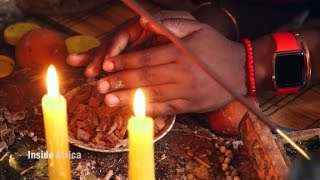 In traditional South African healing, the physical, spiri...