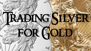 When to trade silver for gold