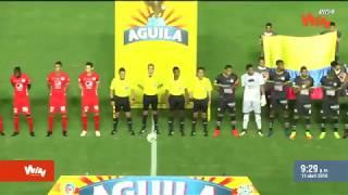 Atlético Vs. América (1-1)   Copa Aguila 2019 - Fecha 4