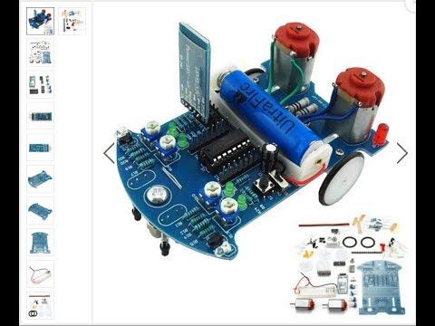 Banggood D2-6 Smart Car Robot Demo