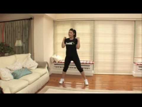 Slimming choreography Video