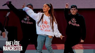 Ariana Grande - Be Alright (Live at One Love Manchester)