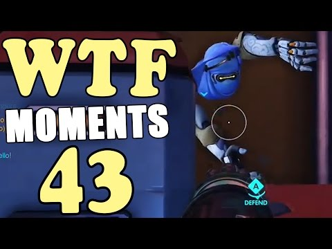 Overwatch WTF Moments