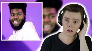 NEVER Listened to KHALID - Reaction