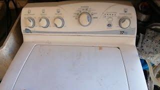 Lavadora easy no lava solo parpadea lavado |SOLUCIÓN