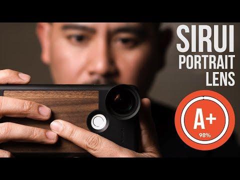 Sirui Portrait Lens VS Moment Tele Lens Review