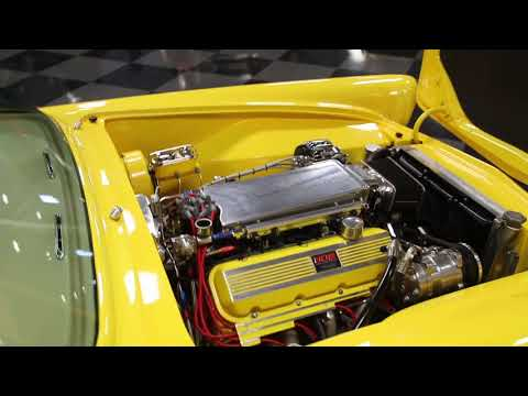 Video of '55 Thunderbird - MZH4