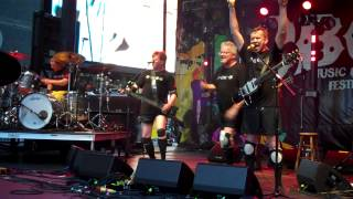 "DEVO ""Smart Patrol / Mr. DNA"" Live CBGB Fest 2014 NYC"
