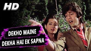 Dekho Maine Dekha Hai Ye Ek Sapna | Amit Kumar, Lata