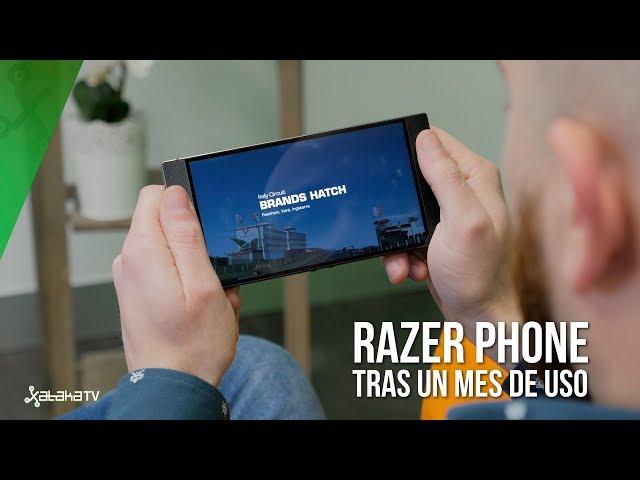 Razer Phone, análisis tras un mes de uso