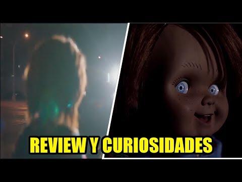 Chucky LA NUEVA PELICULA NOS SORPRENDERA - Review y CURIOSIDADES de los TRAILERS