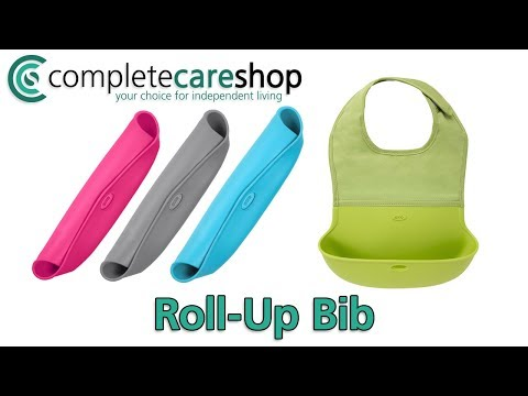OXO Tot Roll-Up Bib
