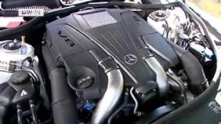 am start: Mercedes CL | motor mobil