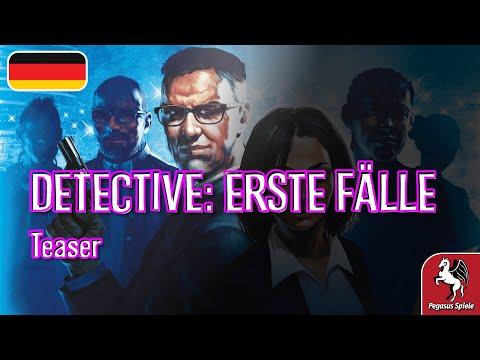 Spieletrailer Detective – Erste Fälle - Vorschaubild