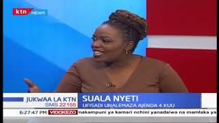 SUALA NYETI: Uchumi wa Taifa la Kenya | JUKWAA LA KTN