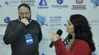 XX ENCOB - Entrevista com Andre Cordeiro Alves Dos Santos - Universidade Federal de São Carlos