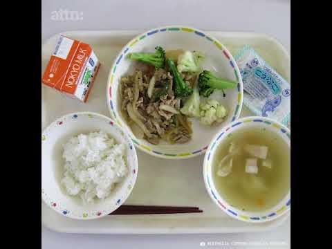 日本的營養午餐