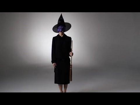 100 летняя история костюма на Хэллоуин за 3 минуты