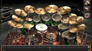 Arch Enemy - Stolen Life (ezdrummer cover)