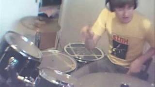 Drumming to Summertime Blues/Shakin all over (The Who)