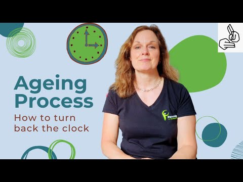 How to slow down the ageing process (BSL)