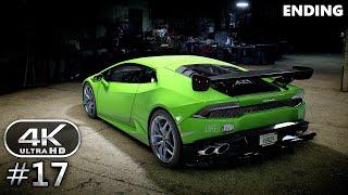 Need For Speed Gameplay Walkthrough Part 17 ENDING - NFS 4K 60fps