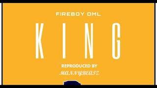 Fireboy   King Instrumental(prod By Mannybeatz)