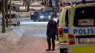 Sweden: five dead in a week as Stockholm gang wars escalate