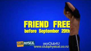 Strip Off For Summer With Club Physical