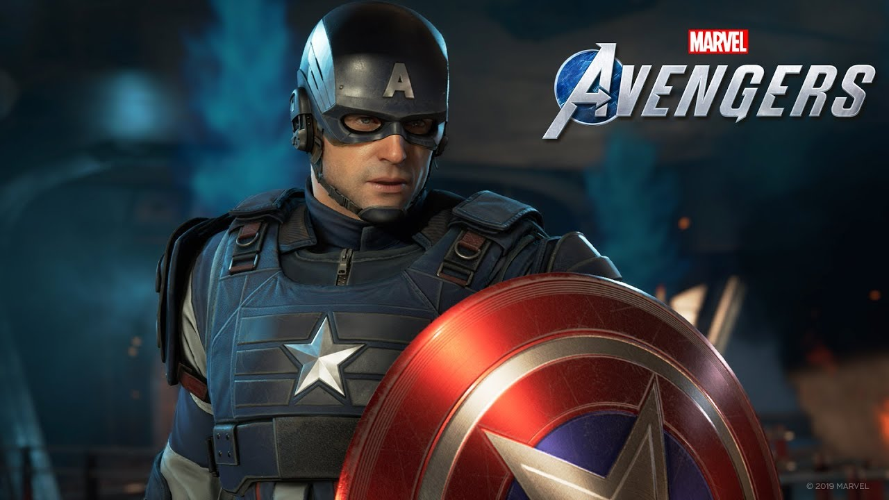 Video Marvel's Avengers [PC]
