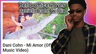 Danielle Cohn   'Mi Amor' REACTION