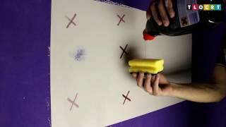 Dulux Diamond Matt boja - Test perivosti