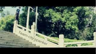 preview picture of video 'CJAY personal video| Parkour & Freerunning'