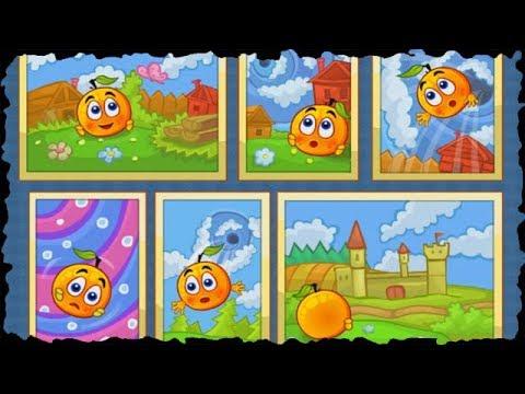 Cover Orange Journey Kings Castle Level 1-40 Full Game Walkthrough All Levels.mp4