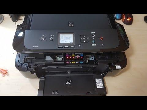 Migliore stampante WiFi economica - Canon MG5750