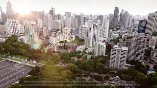 Unique Newly Completed 2 Bed Condo with Terrace Garden Balcony and Skylight at Sukhumvit 10, Asoke/Nana