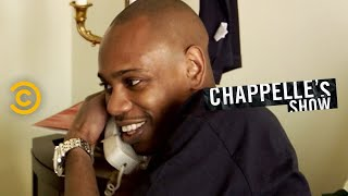 Dave Gets Oprah Pregnant - Chappelle's Show