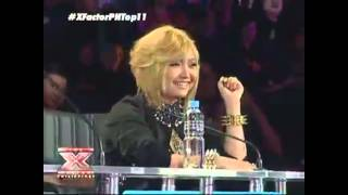 KZ Tandingan - The X Factor Philippines  2nd Live Performance Night (August 11, 2012)