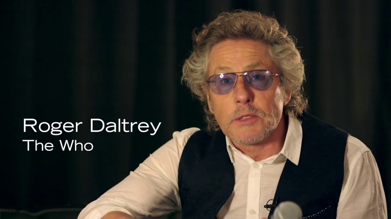 Roger Daltrey of The Who talks about the Shure SM58.