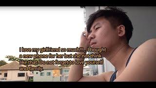 รักแฟนมาก!! เอาเงินไปซื้อมือถือให้แฟน แต่แฟนที่คบกลับไม่ได้คิดแบบนั้น - dooclip.me