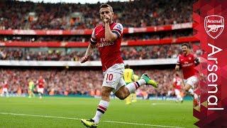 Arsenal – Top five team goals