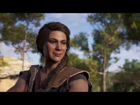 Assassin's Creed Odyssey: Kassandra resolvendo conflitos!
